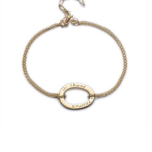 Enibas Your Life 9 ct Gold Bracelet SALE
